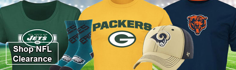 Shop NFL Clearance