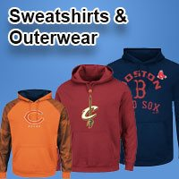 Shop Sweatshirts and Outerwear