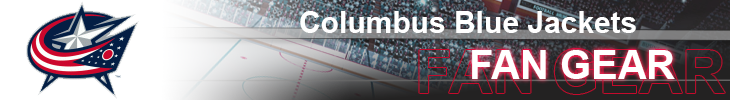 Columbus Blue Jackets Apparel and Team Fan Gear