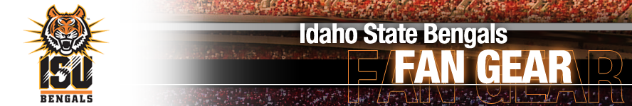 Idaho State Bengals Apparel and Team Fan Gear