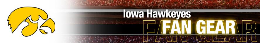 Iowa Hawkeyes Apparel and Team Fan Gear