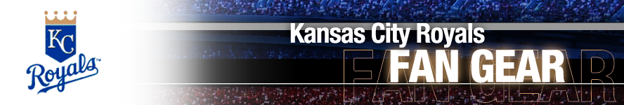 Kansas City Royals Apparel and Team Fan Gear