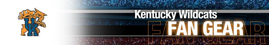 Kentucky Wildcats Apparel and Team Fan Gear