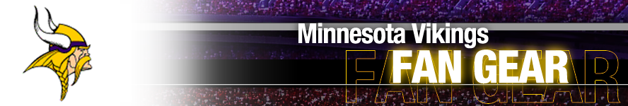 Minnesota Vikings Apparel and Team Fan Gear