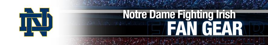 Notre Dame Fighting Irish Apparel and Team Fan Gear