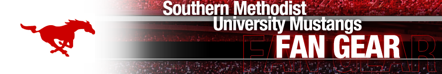 Shop Southern Methodist Mustangs Home Furnishings