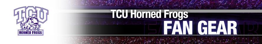 TCU Texas Christian Apparel and Team Fan Gear