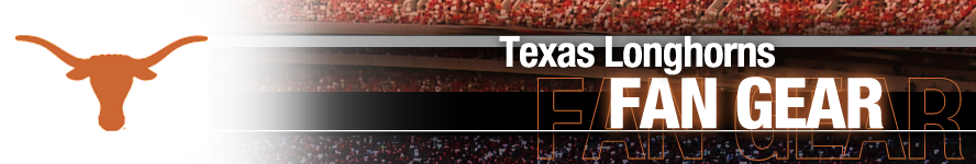 Texas Longhorns Apparel and Team Fan Gear