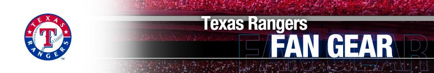 Texas Rangers Apparel and Team Fan Gear