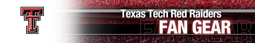 Texas Tech Red Raiders Apparel and Team Fan Gear