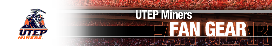 Shop UTEP Miners Watches and Jewelry