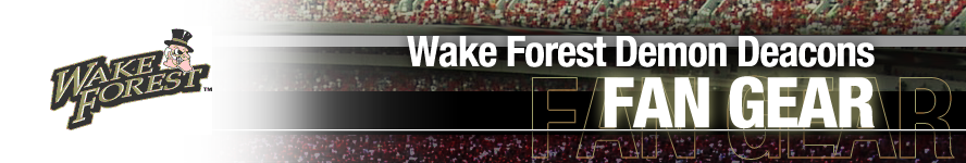 Shop Wake Forest Demon Deacons Tailgating and Outdoors