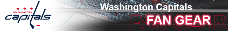 Shop Washington Capitals Watches and Jewelry