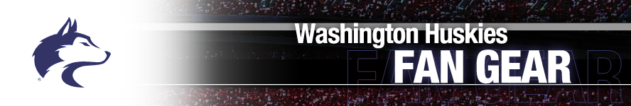 Shop Washington Huskies Home Furnishings