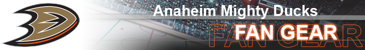 Anaheim Ducks Hockey Apparel and Ducks Fan Gear
